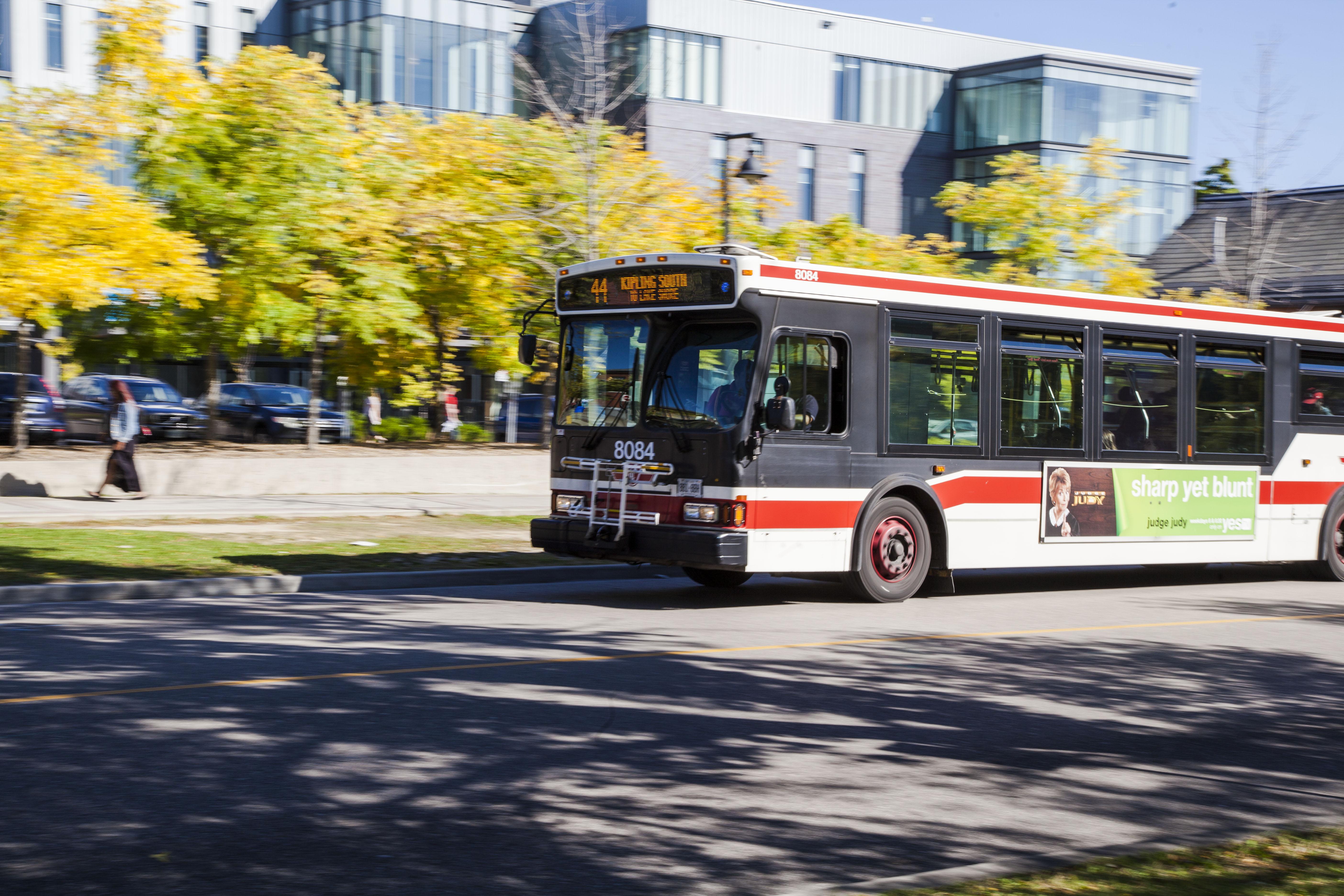 Автобус TTC