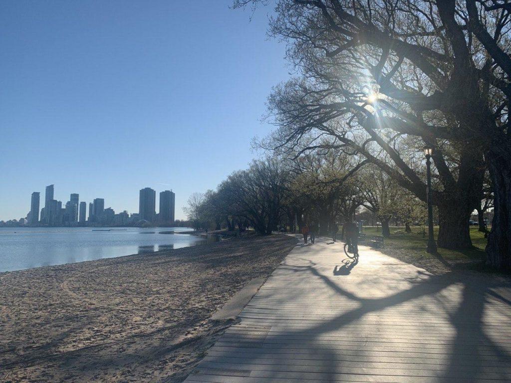 карантин в Торонто